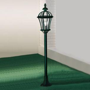 Wegeleuchte Westminster von Kolarz in antik-grün 1x 100 Watt, antik-grün