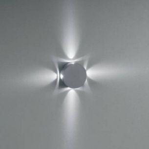 Mini LED-Wandleuchte auch als Aussenleuchte einsetzbar - in 2 Versionen erhältlich