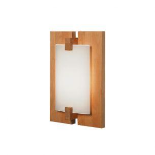 leuchte mit flair deckenlampe mit holz in buche oder nussbaum wohnlicht. Black Bedroom Furniture Sets. Home Design Ideas