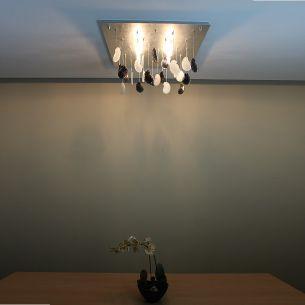 Deckenleuchte , dekorativ und hochwertig 8x40Watt