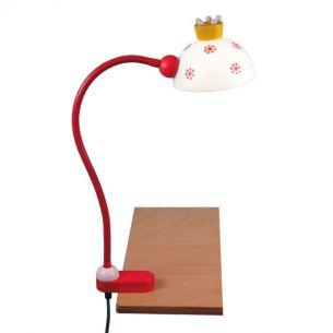 Kinder-Schreibtisch Klemmlampe