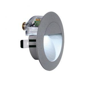 Einbauleuchte mit  LEDs in weiß, warmweiß oder blau für Innen und Außen