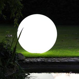 Kugelleuchte aus Polyethylen - bruch-beständig - Ø 115cm