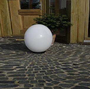 Kugelleuchte 60 cm Big - mit 2 m Gummizuleitung und Stecker