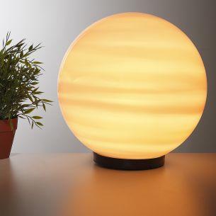 1x 40 Watt, Leuchtmittel orange/rot, 25,00 cm