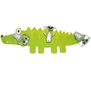 KROKODIL Kinder-Deckenlampe für coole Kids