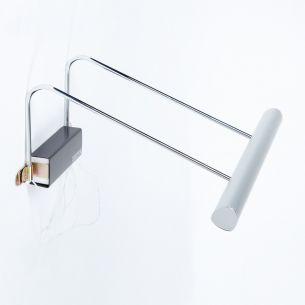 Spiegelleuchte, inklusive Leuchtmittel GY6,35 - 2 x 20Watt