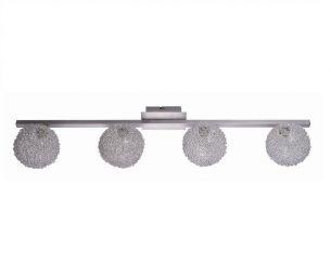 Kugelgeflecht  Deckenleuchte New Design aus Aluminium