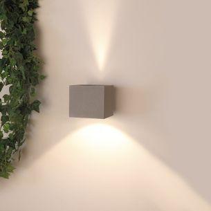 strahler up down wohnlicht. Black Bedroom Furniture Sets. Home Design Ideas
