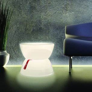 Beleuchteter Tisch LOUNGE-MINI für LICHTBLICKE in Ihren Räumen!