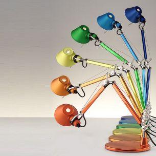 Tolomeo Micro von Artemide aus Aluminium in vielen verschiedenen Farben wählbar