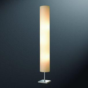 Stehlampe für Wohlfühlatmosphäre - auch für Energiesparlampe geeignet!