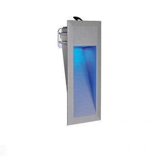 LED blau