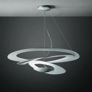 Artemide PIRCE SOSPENSIONE LED 50W mit warmweißem Licht, 3000K