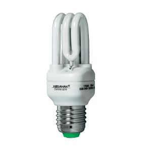 Energiesparlampe TC-HSE ESL  E27 11W~50W matt 2700K 230V 600lm  dimmbares Leuchtmittel