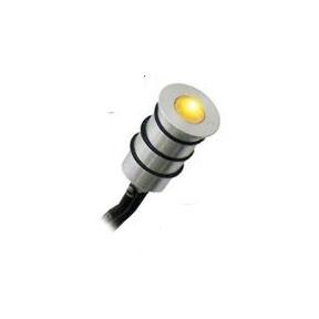 LED- Lichtpunkte amber  - für den Aussen-und Innenbereich  IP67