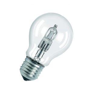 A60 E27 Energy-Saver Halogen-Classic A - Ersatz für die klare E27 Glühlampe - verschiedene Stärken
