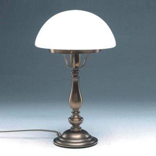 Landhaus tischleuchten tischlampen wohnlicht for Hochwertige tischlampen