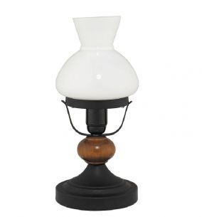 Tischleuchte Petronel  - dekorative Lichtlösung im Petro-Stil für eine gemütliche Atmosphäre
