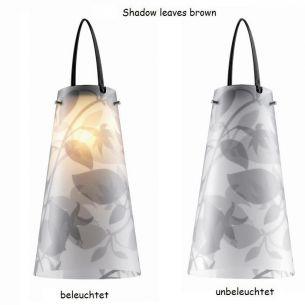 braun, Shadow Leaves