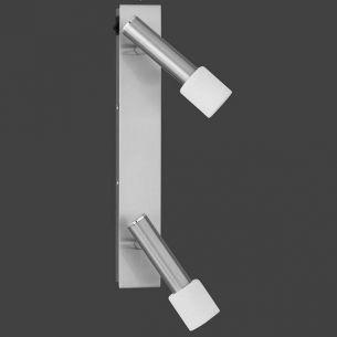 Zeit für Klarheit - Klassiker im neuen Look - Strahlerserie in Nickel matt