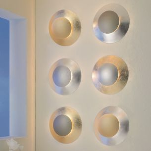 Escale Design Decken-Wandleuchte CANTATA, 6 Ausführungen wählbar -- Design Leonhard Bopp 2007