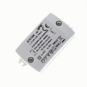 LED Treiber, 220-240V,50/60Hz, 8.5V DC, max. 1 x 2 x 3W, 500mA