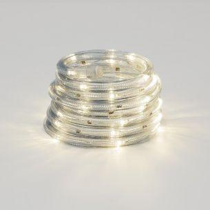 LED Lichterschlauch für Außen, in warm weiß weiß