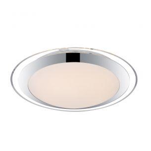 LED-Deckenleuchte aus UV resistentem Kunststoffglas, Ø 32,7cm, inklusive LED 12W