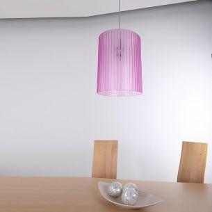 Pendelleuchte Roxanne– Pendelleuchte  aus Kunststoff von Koziol- erzeugt spannende Effekte