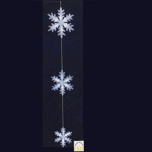 LED Weihnachtsbeleuchtung, Länge 60cm, Schwedisches Qualitätsprodukt