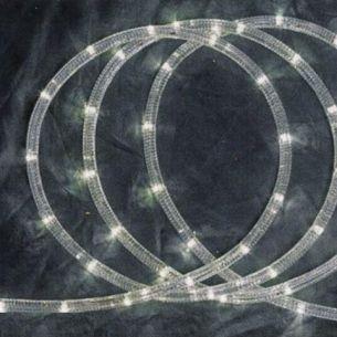 LED Lichterschlauch System, 50 LED warmweiß, Länge 5m, schwedisches Qualitätsprodukt