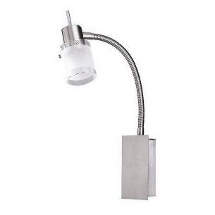 Energiesparende Wandleuchte mit Flexarm- inkl Energiesparlampe