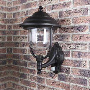 klassische au enwandleuchten au enwandlampen wohnlicht. Black Bedroom Furniture Sets. Home Design Ideas