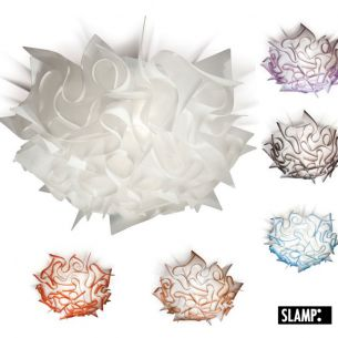 Deckenleuchte VELI von SLAMP - Ø53cm - Design by Adriano Rachele - in 6 Farben erhältlich