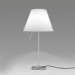 Designer Tischleuchte COSTANZA von LUCEPLAN - mit Sensordimmer für vier Lichtintensitätsstufen