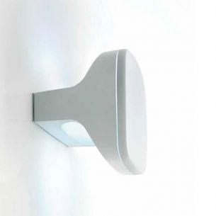 Designerleuchte SKY von LUCEPLAN - Höhe 16cm - für Energiesparleuchtmittel - für Wand, Decke oder Boden