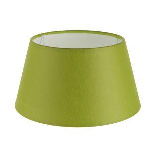 leuchtenschirm aus stoff in creme mit beigen streifen rund 30cm aufnahme unten e27 wohnlicht. Black Bedroom Furniture Sets. Home Design Ideas