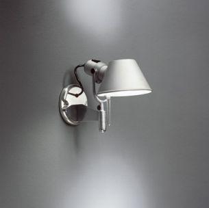 Tolomeo Micro Faretto Halogen mit oder ohne Schalter wählbar