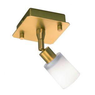 1 flam decken wandstrahler mit schalter in 3 oberfl chen wohnlicht. Black Bedroom Furniture Sets. Home Design Ideas