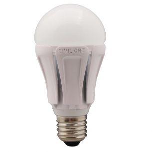 E27 LED Normallampe, A60, 11 Watt, Opal 1x 10 Watt, 11 Watt, 810,0 Lumen, 121,00 mm