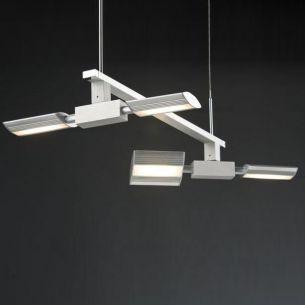 BASIC plus SPOT - Kombinieren Sie Ihr persönliches Lichtsystem - Leuchtenkörper für Pendelleuchte Nano LED Basic + Spot Linear - Pendelleuchte