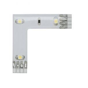 90°-Connector Set zum LED Stripe - 3 Lichtfarben