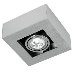 Deckenstrahler mit schwenkbarem Leuchtmittel, 1x 35W  GU10 1x 35 Watt, 14,00 cm, 14,00 cm