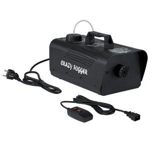 Disco Nebelmaschine 1x700W 240V, mit Fernbedienung