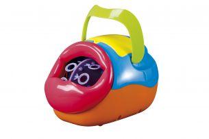 Seifenblasenmaschine 230/12V,  Highlight auf jedem Kindergeburtstag