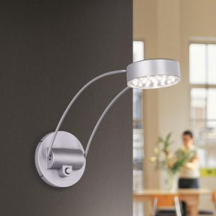 Attraktive LED-Wand- oder Tischleuchte - Attraktiver Preis - mit Steckertrafo
