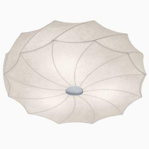 Fantastische Erleuchtung in einer neuen wegweisende Design-Entwicklung - Cocoon-Deckenleuchte in Ø56cm 3x 60 Watt, 14,00 cm, 56,00 cm
