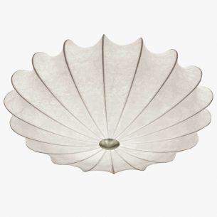 Leuchten wie lebendig -  Beleuchtung in einer neuen wegweisenden Design-Entwicklung- Leuchtenserien, die zu schweben scheinen - Cocoon-Deckenleuchte