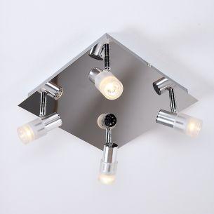 LED-Deckenspot, LED 4 x 3W 2700K